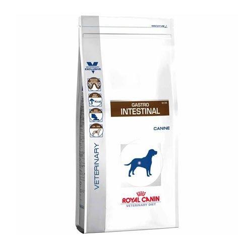 Корм для собак ROYAL CANIN (Роял Канин) Vet Diet Gastro Intestinal GI25 при нарушениях пищеварения сух. 2кг