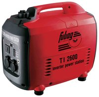 Бензиновый генератор инверторный Fubag TI 2600