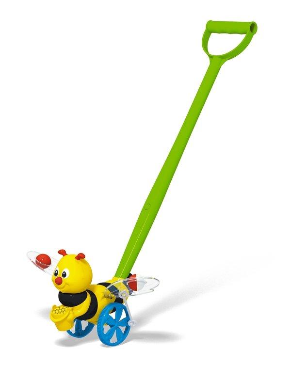 Каталка-игрушка Стеллар Пчёлка (01396) со звуковыми эффектами