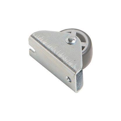 Ролик неподвижный для мебели LUX-TOOLS , диаметр 25 мм