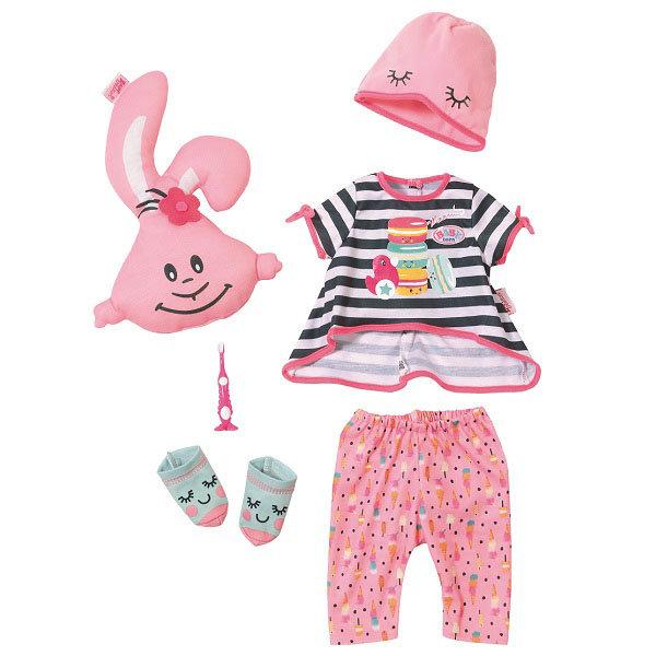 Одежда для куклы Zapf Creation Baby born 824-627 Бэби Борн Набор одежды