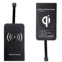 Универсальный Qi ресивер приемник для беспроводной зарядки microUSB для Android
