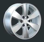 Диски Replay Replica Toyota TY63 8.5x20 6x139,7 ET20 ЦО106.1 цвет SF - фото 1