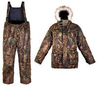 Зимний костюм для охоты и отдыха Чайка Охотник, -25С
