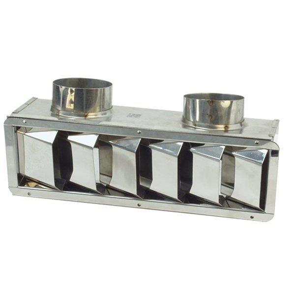 Maritim Дефлектор машинного отделения 13586 + 13531 330 x 115 мм