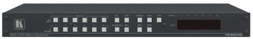 Коммутатор матричный Kramer VS-66UHD 20-06600130 6х6 HDMI, поддержка 4K60 4:2:0