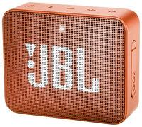 Портативная акустическая система JBL GO 2 Orange