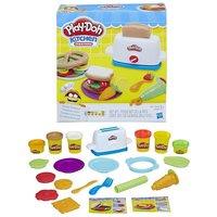 "Пластилин и масса для лепки Hasbro Play-Doh E0039 Плей До ""Тостер"""