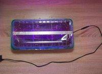 Парник на 18 ячеек с эффективной фито лампой из биколорных светодиодов для досвечивания/подсвечивания рассады дома