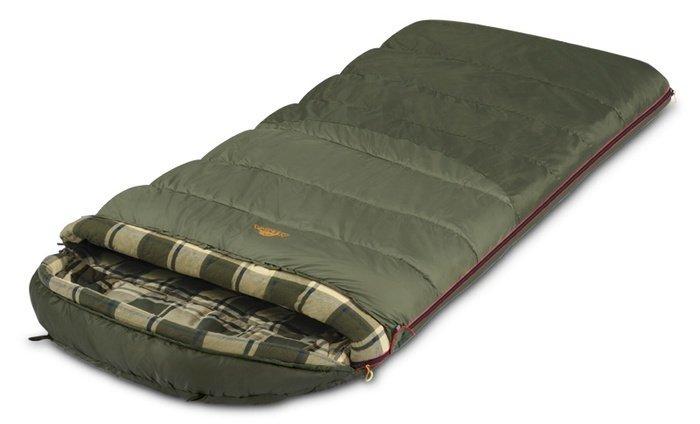 Спальный мешок Alexika Canada Plus (правый)