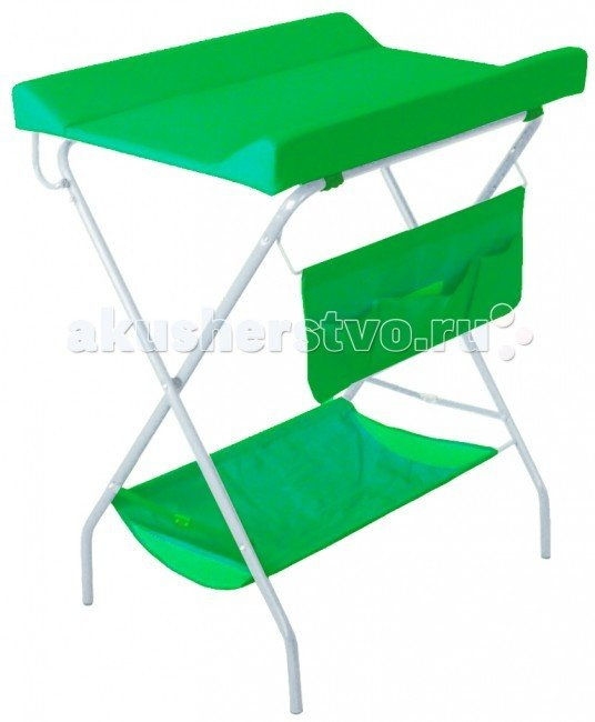 Пеленальный столик Фея 4249 Зеленый