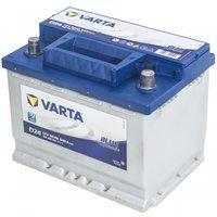Аккумулятор VARTA D24 Blue Dynamic 560 408 054 обратная полярность 60 Ач