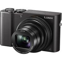 Цифровой фотоаппарат PANASONIC Lumix DMC-TZ100 черный