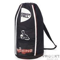 Спортивная сумка-тубус Green Hill boxing, Черная Green Hill