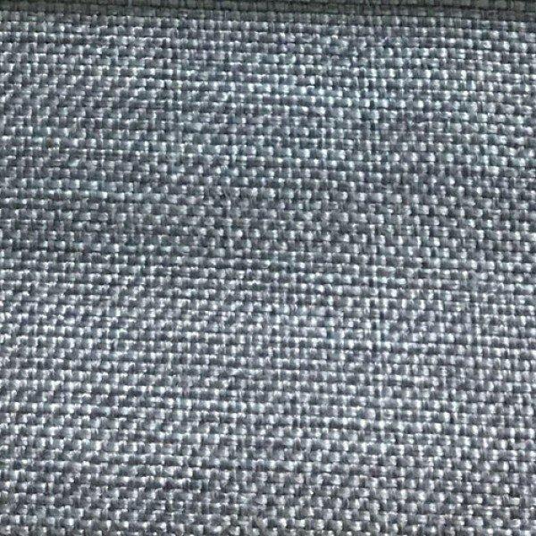 Рогожка обивочная ткань для мебели голубая крафт 65