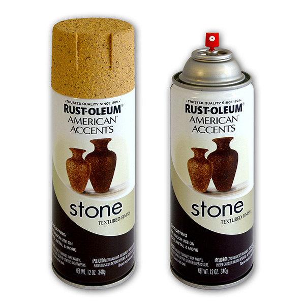 Текстурная краска природный камень RUST-OLEUM American Accents Цвет: Гранитный камень Rust-Oleum 238323