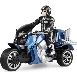 Радиоуправляемый мотоцикл Yuan Di Трицикл 1:10 - t57
