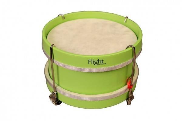 FLIGHT FMD-20G Детский Маршевый барабан В комплекте: маршевый барабан - 1шт., палочки -2шт., ремень-1 шт. Размер: 20см Состав: д