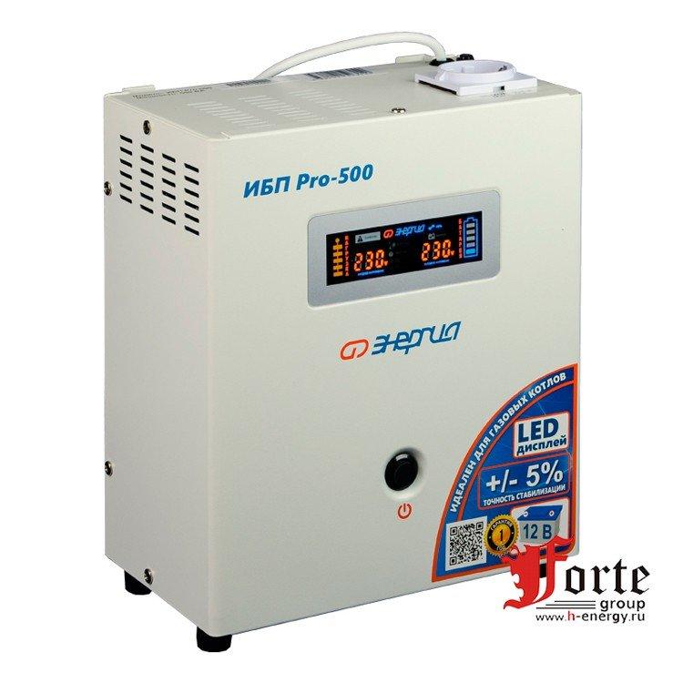 Энергия ИБП Pro-500 12v