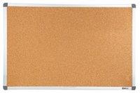 Демонстрационная доска Cactus CS-CBD-60X90 (60x90 см.) пробковая, алюминиевая рама