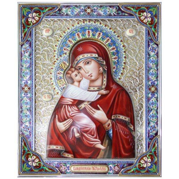 Икона Божией Матери Владимирская 21*26, арт рфИ-118