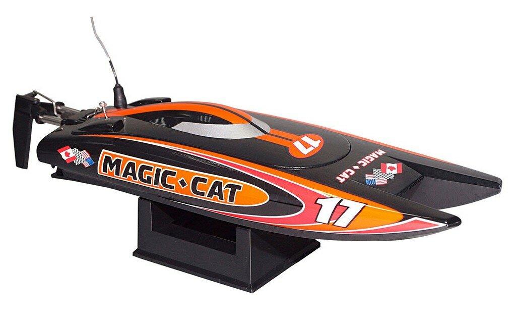 Радиоуправляемый катер Joysway Magic Cat V5 RTR 2.4GHz - JS8108V5