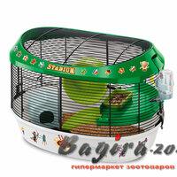 Ferplast (Ферпласт) 57922699 Stadium Клетка для хомяков и мелких грызунов 49,5*34*33 см