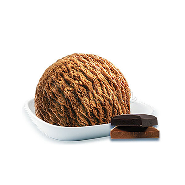 Мороженое Nestle DeLux шоколадное 3,5 л 1 шт