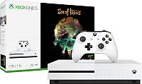 Игровая приставка Microsoft Xbox One S 1 ТБ + Sea of Thieves / 234-00334