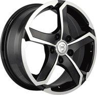 Колесный диск NZ SH665 6.5x16/5x114.3 D67.1 ET38 Черный - фото 1