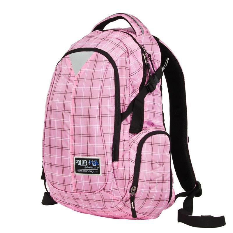 Рюкзак POLAR INC POLAR П1572-16 розовый