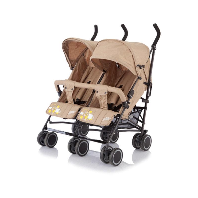 Коляска Baby Care Citi Twin Khaki