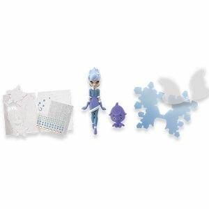 Игровой набор Goliath фея Снежинка Мерцающие крылья SWF0004b