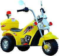 Электромобили Без Тм Электромотоцикл YX-995 желтый