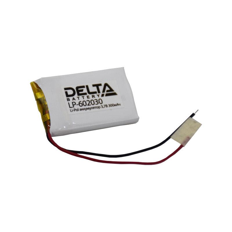Литий-полимерный аккумулятор DELTA LP-602030 — купить по выгодной цене на Яндекс.Маркете