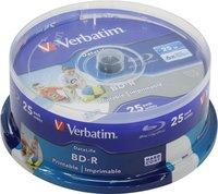 Диск BD-R Verbatim 43811