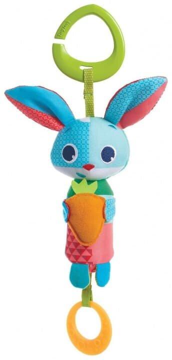 Подвесная игрушка Tiny Love Зайчик-колокольчик (4701000)