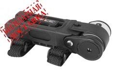"""Велозамок FORCE """"FOLD"""", складной, 80см, 6-элементный, черный+крепление"""