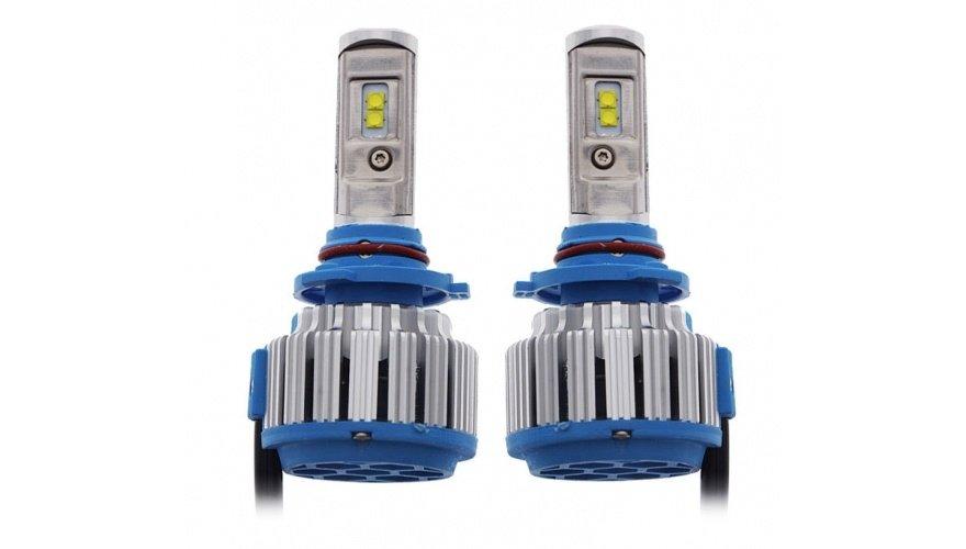 Комплект автомобильных светодиодных ламп CARCAM 9006 (НВ4) 35 Вт/2шт