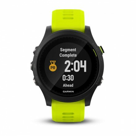 Garmin Умные часы и браслеты Garmin Forerunner 935 HRM-Tri желтый