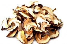 Сушеные белые грибы (высший сорт)