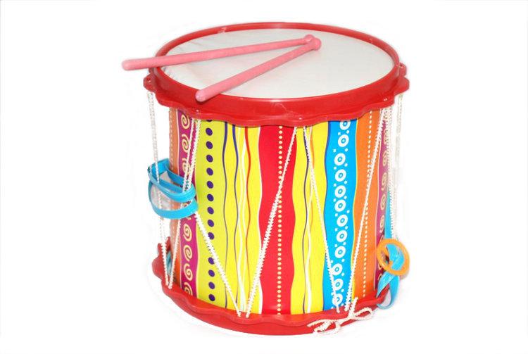 Барабан Тульская Детская игрушка