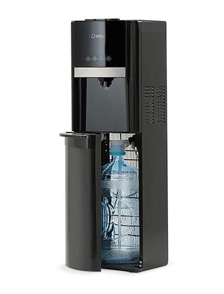 Кулер для воды LC-AEL-809A черный с нижней загрузкой