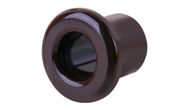 Аксесуары Werkel WL18-18-01/ Втулка для вывода кабеля из стены 2 шт. (коричневый) Ретро