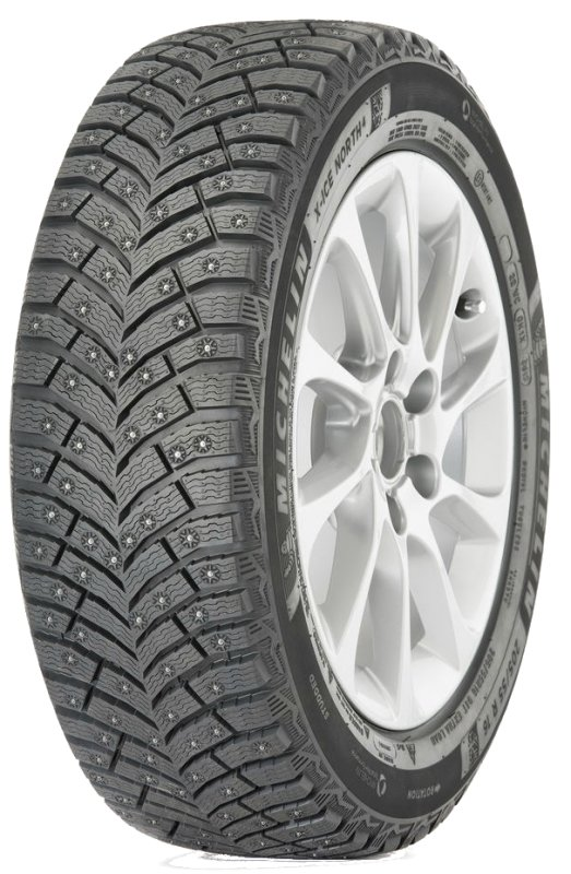 Автомобильные шины MICHELIN X-ICE NORTH 4 185/65 R15 92T - фото 1