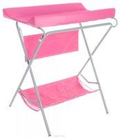 Пеленальный столик ФЕЯ 4249, розовый