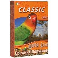 Корм для средних попугаев FIORY Classic 650 г.