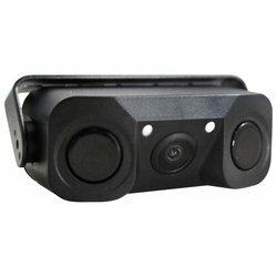 Парктроник с камерой заднего вида (ALFA AFK-252) (черный) - Парктроник