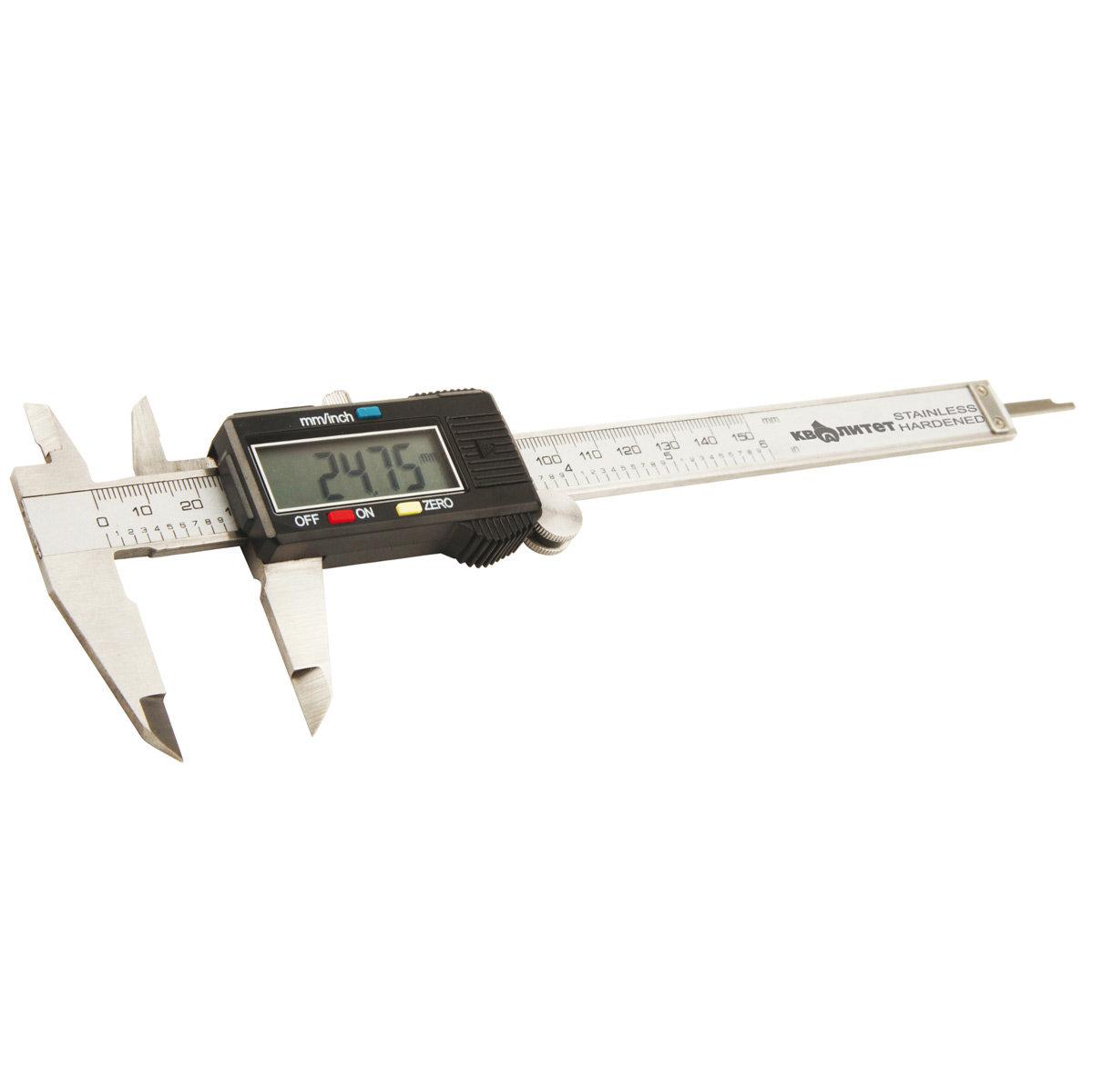 Штангенциркуль Квалитет электронный 150 мм ШЦ-150Э