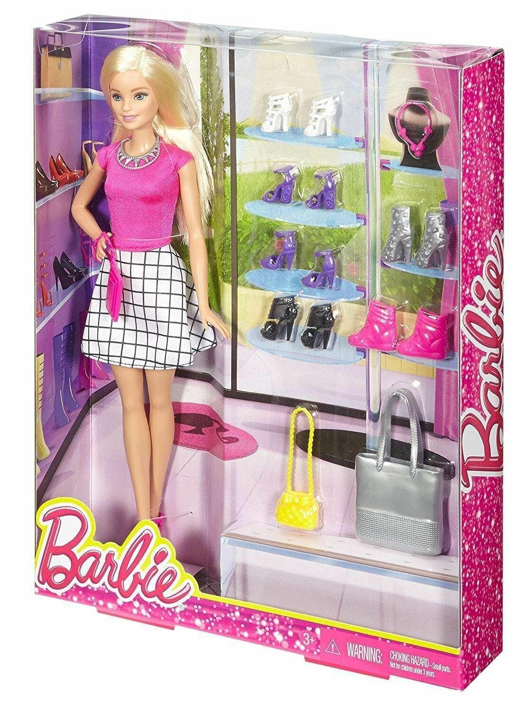 Фото куклы барби в коробке